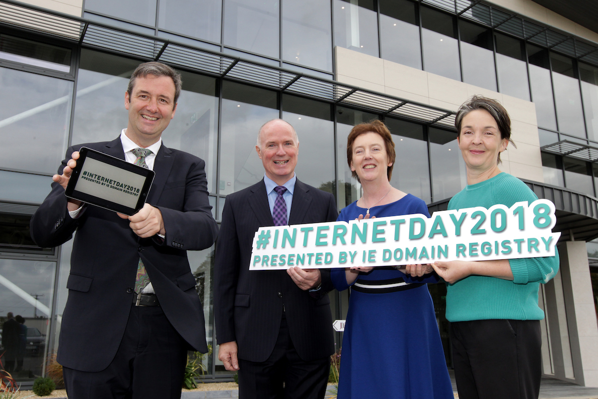 Internet Day 2018 – new 'Digital Town' initiative to combat low rates of e-commerce in Irish towns