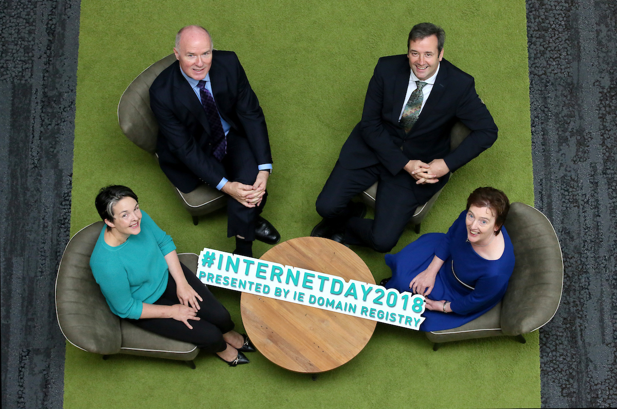 Amanda Byrne, David Curtin, Michael D'Arcy and Oonagh McCutcheon