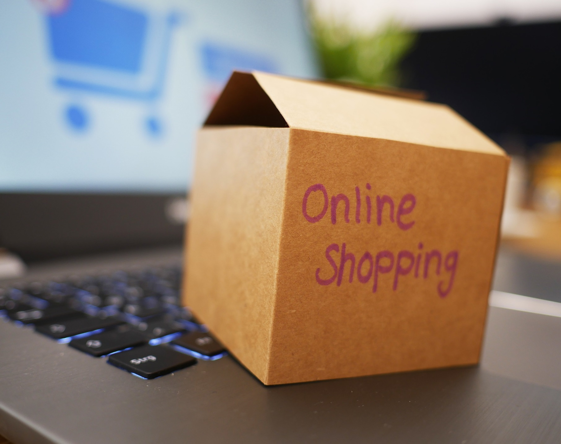 Retailers have to be online to be relevant