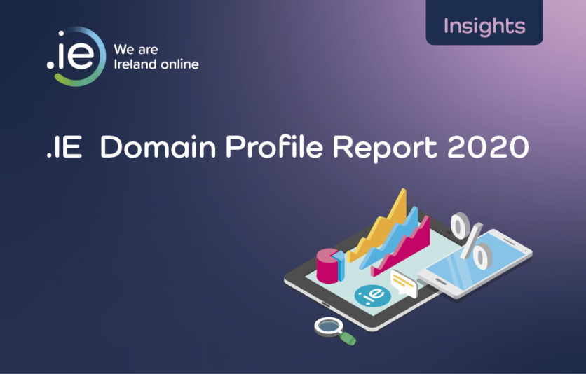 .IE Domain Profile Report 2020 Cover