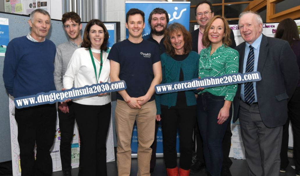 Dingle peninsula /.IE Digital Town Awards Winners and Runners-up