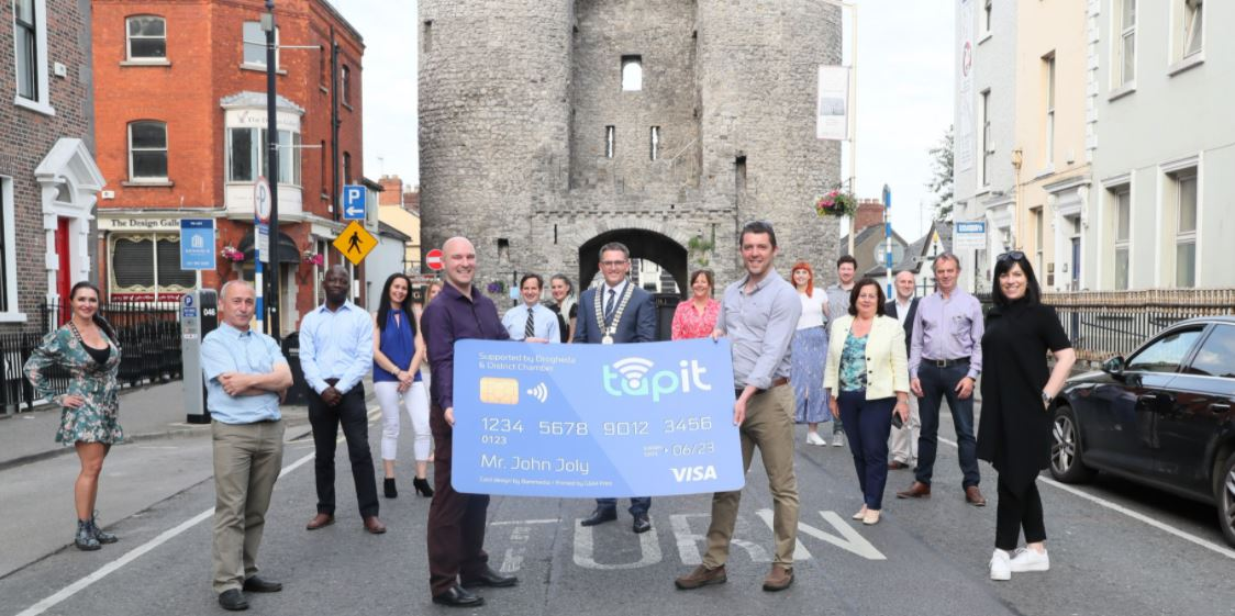Drogheda town.IE Digital Town Awards Winners and Runners-up