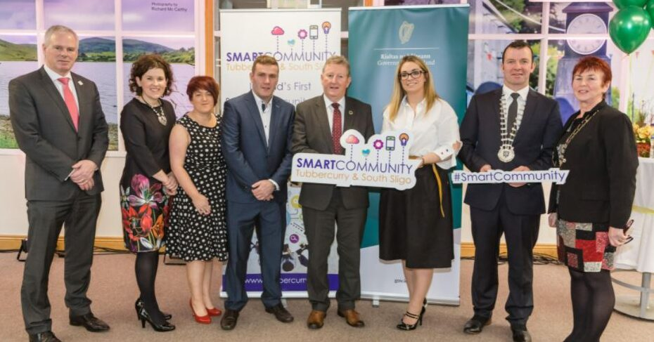 smart community tubbercurry .IE Digital Town Awards Winners and Runners-up